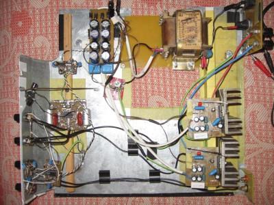 схемы на lm1036 - Практическая схемотехника.