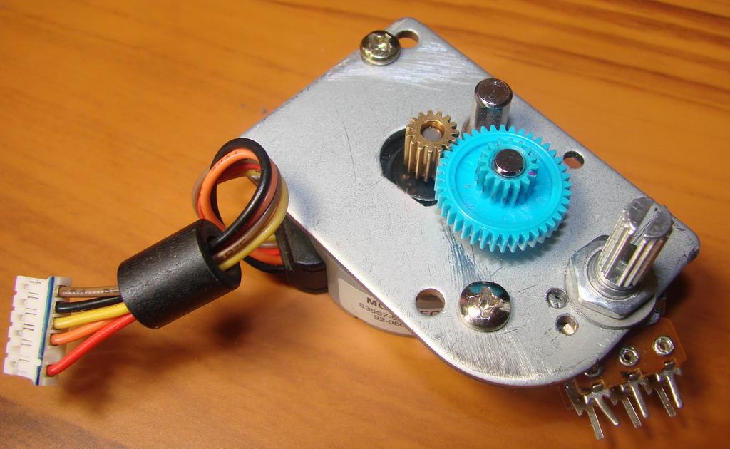Mustek motor